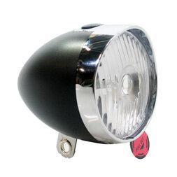 Stylowa lampka na baterie Move Retro Black