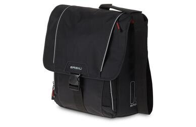 Torba rowerowa Basil Sport Design Commuter Bag Black