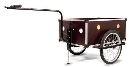 Transportowa przyczepka rowerowa Roland Jumbo
