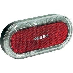 Tylna lampka rowerowa Philips SafeRide Lumiring baterie
