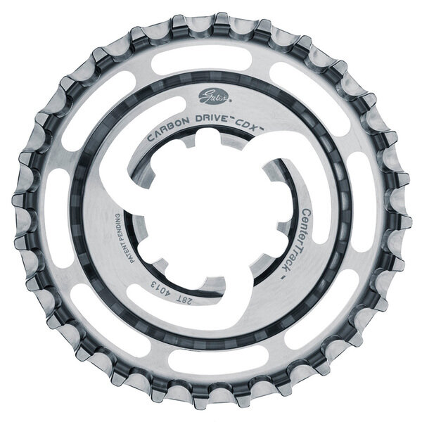 Tylna zębatka Gates Carbon Drive CDX NuVinci EnViolo (napęd paskowy)