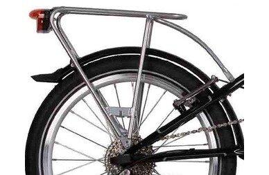 """Tylny bagażnik na sakwy do rowerów Dahon 20"""""""