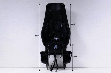 Tylny fotelik rowerowy Bobike Maxi Exclusive na bagażnik