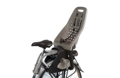 Tylny fotelik rowerowy Yepp Maxi EasyFit na bagażnik