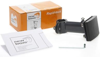 Uchwyt na koszyk New Looxs Rapidlock