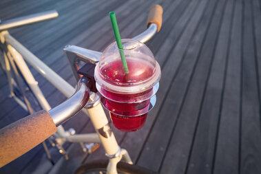Uchwyt na kubek na rower Bookman Cup Holder
