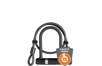 U-lock i linka zabezpieczająca AXA Newton U-Lock Pro Mini
