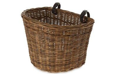 Wiklinowy koszyk rowerowy Basil Darcy L