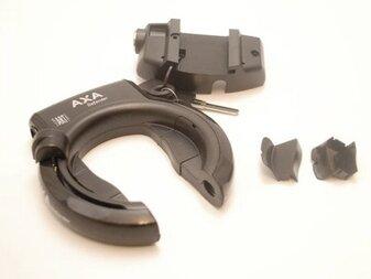 Zamek do baterii Bosch Classic+ z blokadą AXA Defender