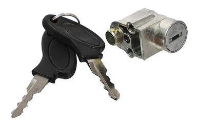 Zamek do baterii roweru Sparta E-motion C1/C2/C3/C4