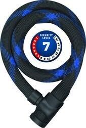 Zapięcie rowerowe ABUS Steel-O-Flex Ivera 7200