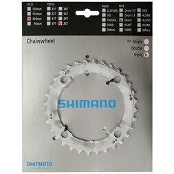 Zębatka rowerowa Shimano przednia 32/36 - Deore/LX/XT