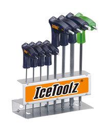 Zestaw imbusów IceToolz 2~8 mm + Torx T-25