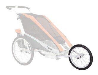 Zestaw jogging do przyczepki THULE Chariot Corsaire 2, Captain XL , Cabriolet