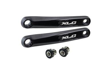 Zestaw korb XLC do rowerów elektrycznych Bosch