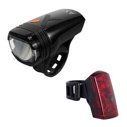 Zestaw lampek AXA GreenLine 50 LUX USB