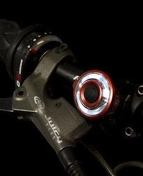 Zestaw lampek rowerowych Spanninga BoPP Set