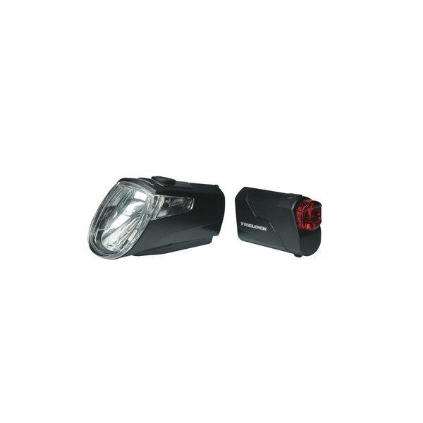Zestaw lampek Trelock LS 360 I-GO ECO i LS 720 REEGO