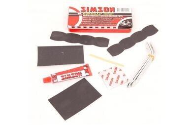 Zestaw łatek rowerowych SIMSON Retro