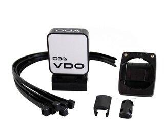 Zestaw montażowy bezprzewodowego licznika VDO M3/M4