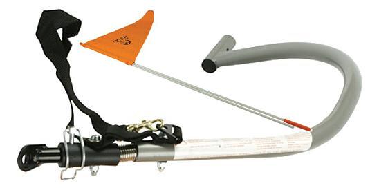 Zestaw montażowy do roweru wózka Doggyride Mini