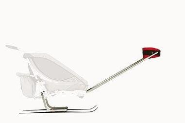 Zestaw Thule Chariot CTS Narty  / Płozy Ski Set