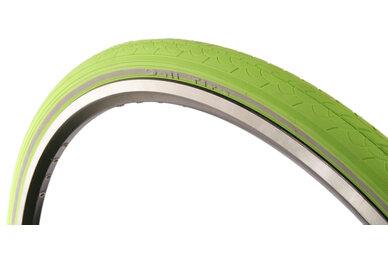 Zielona opona Deli 28 x 1 1/2 (40-635)