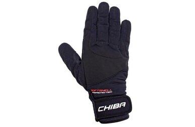 Zimowe rękawiczki rowerowe Chiba Classic