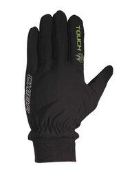 Zimowe rękawiczki rowerowe CHIBA Thermofleece Touch