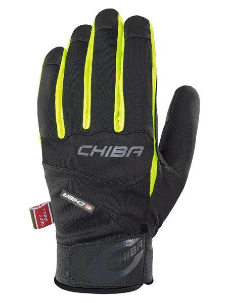 Zimowe rękawiczki rowerowe Chiba Tour Plus