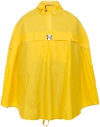 Żółte ponczo rowerowe Hock Rain Stop