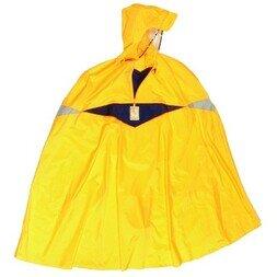 Żółte ponczo rowerowe Hock SuperPraktiko