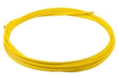 Żółty pancerz przerzutki Ø 4 mm Saccon